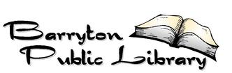 Barryton Public Library Logo